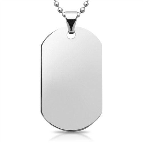Privesok ''Dog tag'' 1
