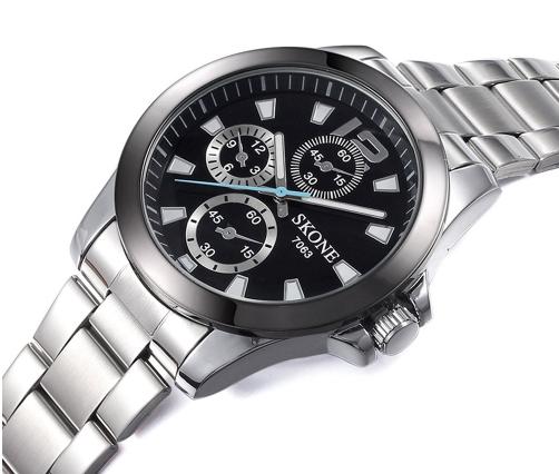 7e6745eaa HODINKY S GRAVÍROVANÍM | Pánske hodinky - chirurgická oceľ ...